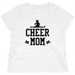 Cheer Mom Rhinestones