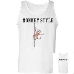 Alvin's Monkey Style Tank Top