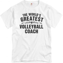 Greatest Volleyball coach