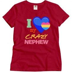 Love my crazy Nephew!