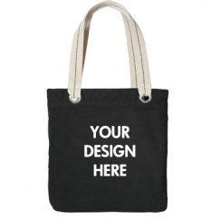 Custom Beach Tote Your Design