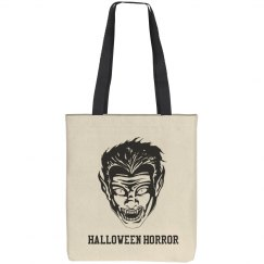 Halloween Horror Tote Bag