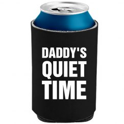 Daddy's Quiet Time