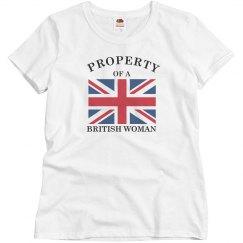 British Woman