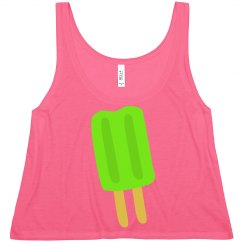 Lime Popsicle