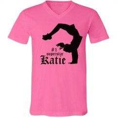 Cheerleader. Katie