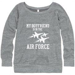 Boyfriend Is A Pilot