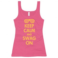 Keep Calm & Swag On