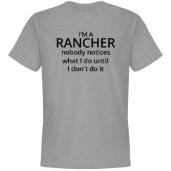 Rancher saying
