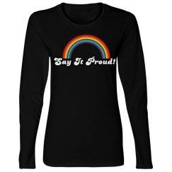 Say It Proud!  / Rainbow