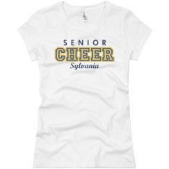 Senior Cheer Girl