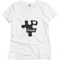 Best Friend Tee (Friend side)