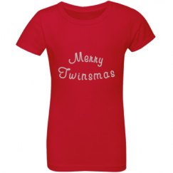Merry Twinsmas Youth Shirt