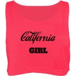 Cali Girl Crop Top