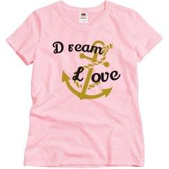 Dream sail love sail