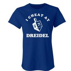 I Cheat at Dreidel