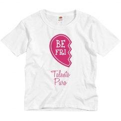 White Best Friend Shirt