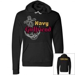 Anchor Navy Girlfriend