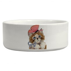 cute pet bowl