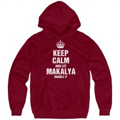It's a makalya thing