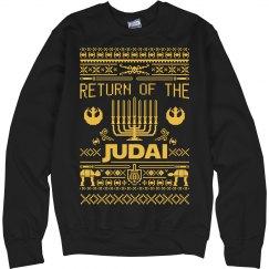 Happy Hanukkah Skywalker