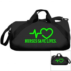 Nurses Save Lives Bag