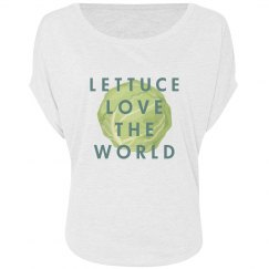 Lettuce Love The World