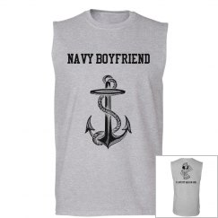 Navy Boyfriend (Straight)