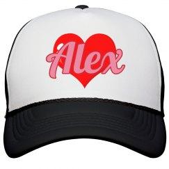 I heart Alex