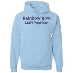 Rainbow Row sweatshirt