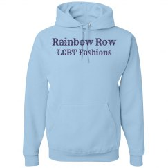 Rainbow Row sweatshirt