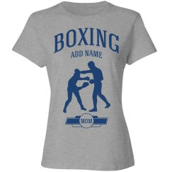 Boxing mom shirt
