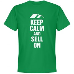 Keep calm and sell on