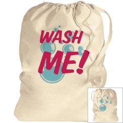 Wash Me! Laundry bag