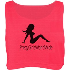 pink pretty girls