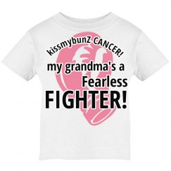Kids Breast Cancer Tee