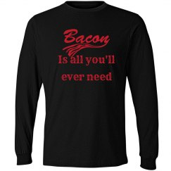 Bacon is all