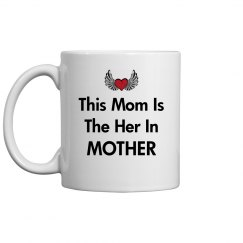 This mom is her in mother