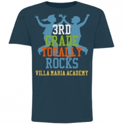3rd Grade Rocks Tee