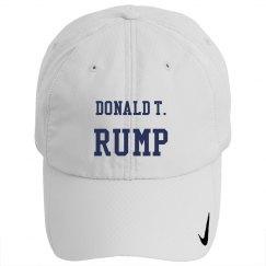 T Rump, Nike Cap