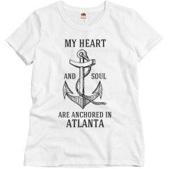 Anchored in Atlanta