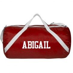Abigail sports roll bag