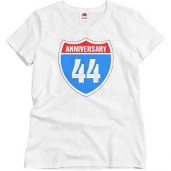 44th Anniversary