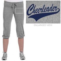 Cheerleader Capris
