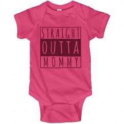 Straight Outta Mommy