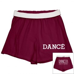 Dancer shorts