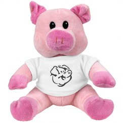 Pig, stuffed animal