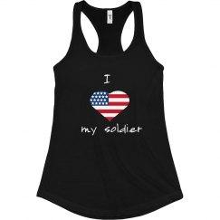 I 3<3 my soldier