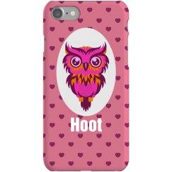 Custom Owl Lovers Phone