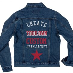 Create Your Own Trendy Jean Jacket